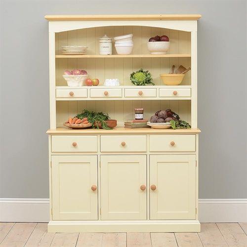 Wiltshire Painted Large Dresser DresserDining Room FurnitureFurniture