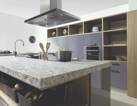 17 mejores ideas sobre encimeras de granito en pinterest for Pintar encimera granito