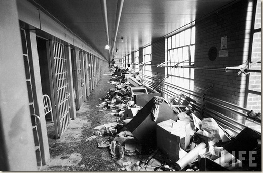 Attica State Prison After the Riot
