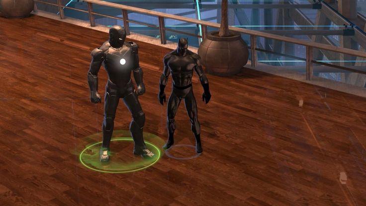 Marvel Heroes - Black Panther: Odin's Bounty Hunt Lvls 54-59