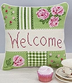 WELCOME Tapestry Kit 2894.0011