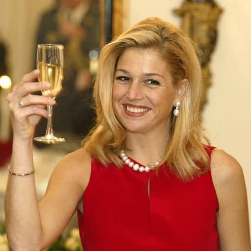 Crown Princess Maxima of the Netherlands 2002