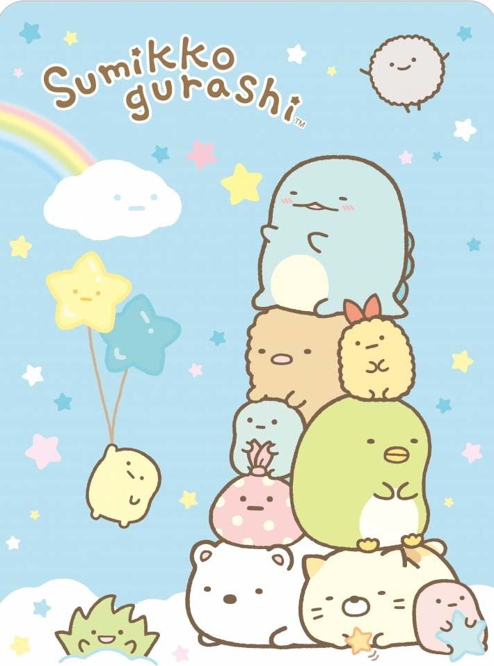 Pin By Rena Liu On Kawaii Sumikko Background Cute Cartoon Wallpapers Cute Anime Wallpaper Cute Cartoon