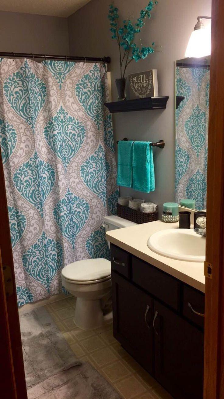 Gray Bathroom Decor Restroom