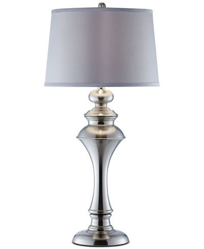Pacific coast spun metal table lamp created for macys