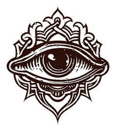 eye on Pinterest | All Seeing Eye, Third Eye and Evil Eye
