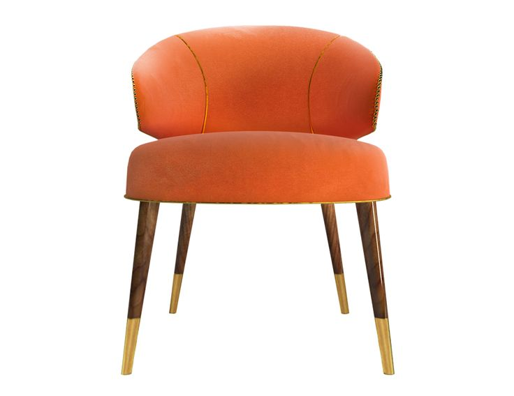 Tippi Mid Century Modern Dining Chair By Sillas