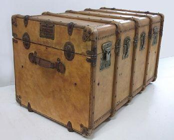 1000 id es sur le th me valises anciennes sur pinterest valises vieilles v - Vieille malle de voyage ...