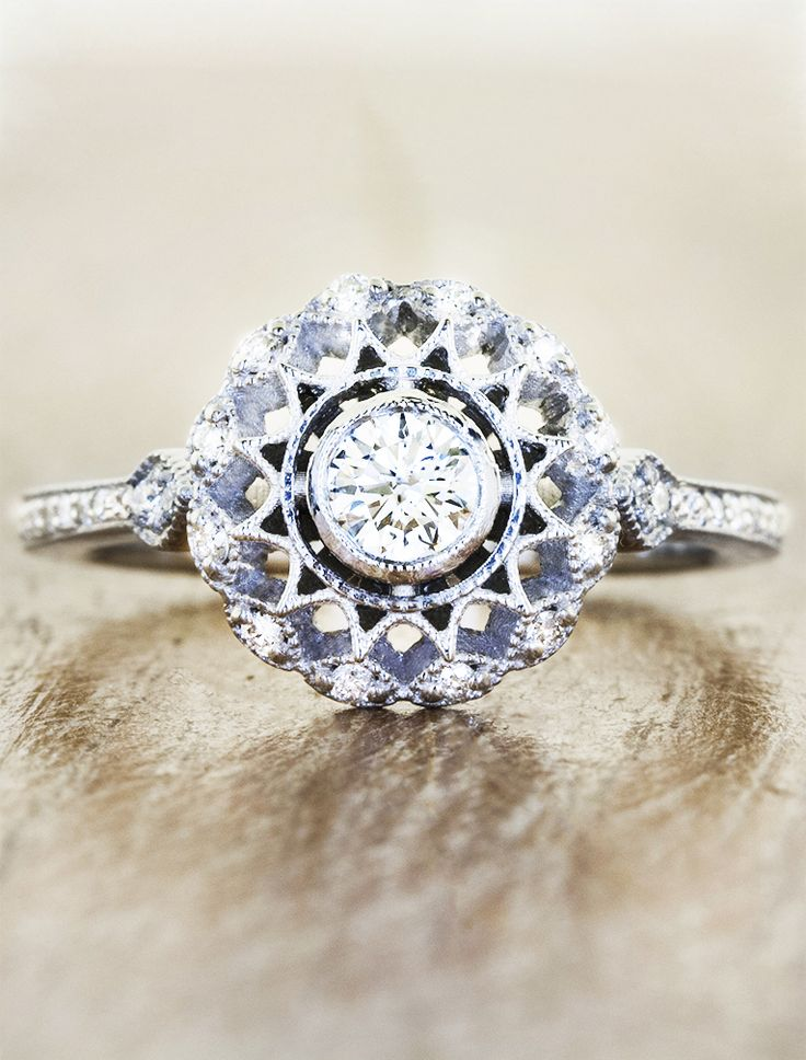 Awesome Weird Engagement Rings