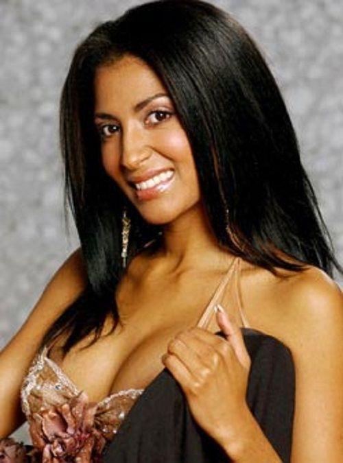 Joan Ramagoshi Miss South Africa 2004