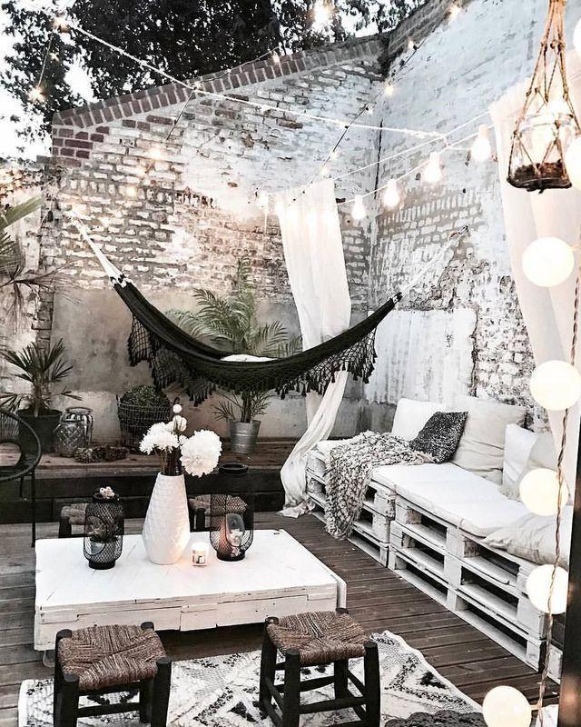 10 Ideen, um den böhmischen Geist auf Ihrer Terrasse anzunehmen