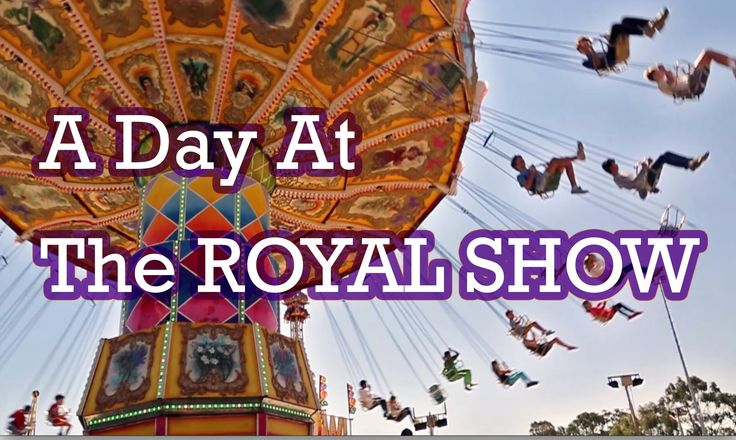 A video of a day at the Perth Royal Show in 2013.