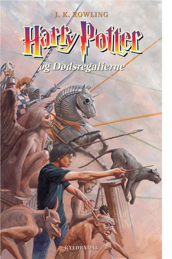 Harry Potter og Dødsregalierne