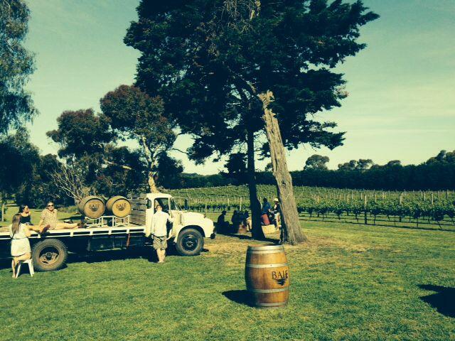 Baie Winery Bellarine Penninsula Australia