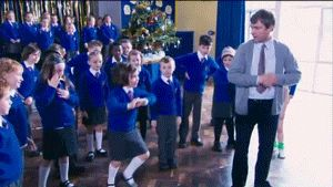I have never known that I have wanted to see Martin Freeman dance until now. <-- I HAVE ALWAYS KNOWN