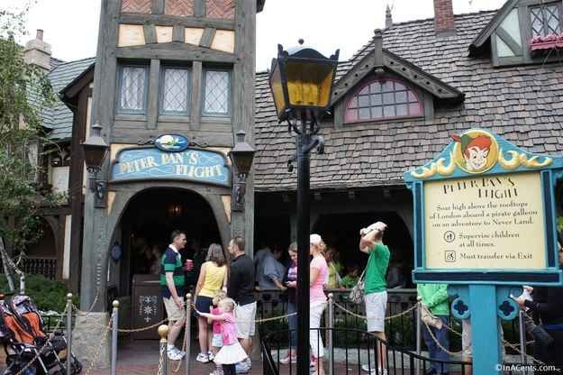 If you want to go on Peter Pan's Flight, do it first thing in the morning, it's when the line is the shortest. | 18 Tips And Hacks To Make Your Day At Disneyland Better