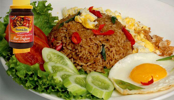 Surinaams eten – Nasi Trafasie Swietie Sranang