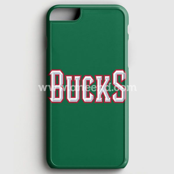 Nba Dc Bucks Logo Head Iphone 6 Plus/6S Plus Case | Aneend