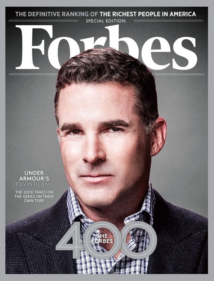 How Under Armour's Kevin Plank Is Taking Wearables Back From Silicon Valley - Forbes