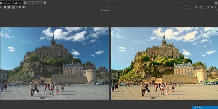 Mit der Freeware Raw Therapee können Sie Bilder im RAW-Format in gängige Formate konvertieren.