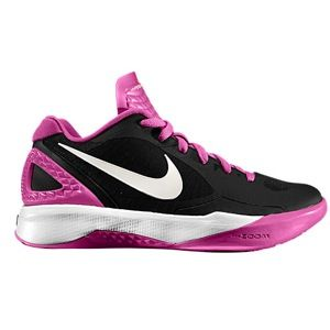 Nike Women's Volleyball shoes.  Here's a tip.  If you are doing classes like Zumba, or with a lot of agility and side to side quick explosive moves... Running shoes are going to give injuries.  Running shoes are not made for side to side, only forward!  Try indoor soccer shoes, volleyball, or basketball shoes!