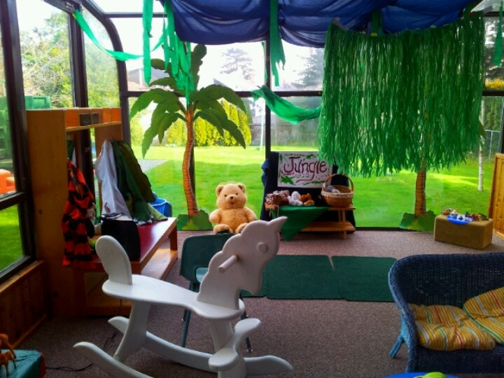 Dramatic Play Theme Jungle amp