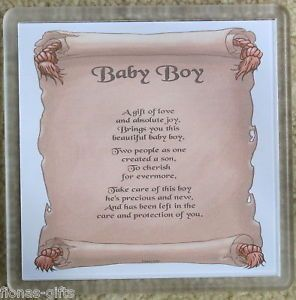 New Baby Boy Wishes | Home, Furniture & DIY > Celebrations & Occasions > Other Celebrations ...