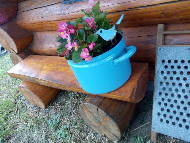 ZA MĚSTEM U LESA: Dočkala jsem se laviček