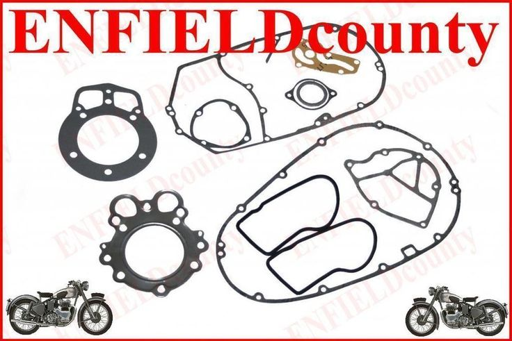 NEW ROYAL ENFIELD BULLET CLASSIC EFI COMPLETE ENGINE GASKET OVERHAULING KIT