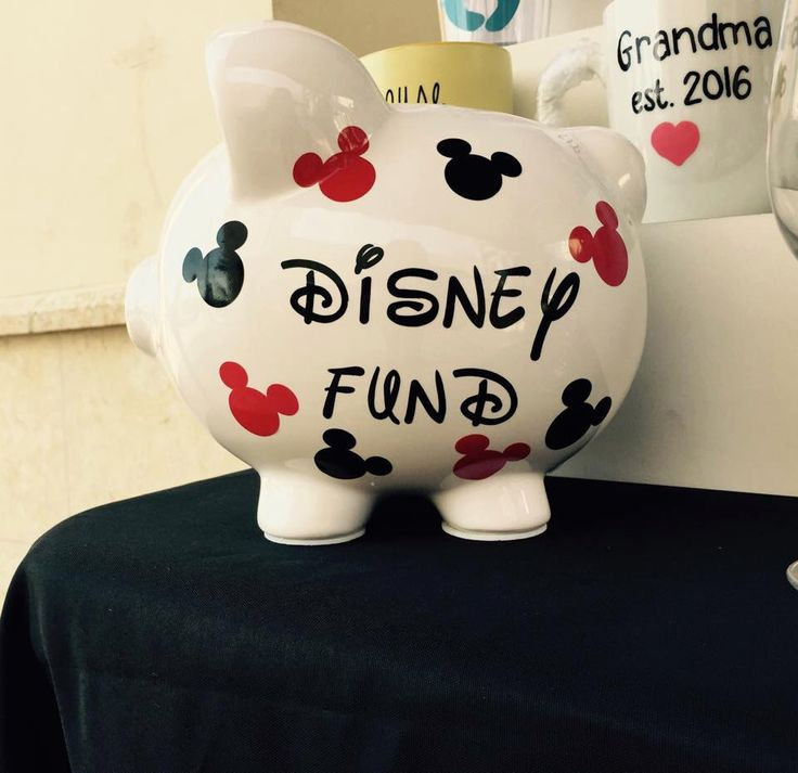 53 Best Personalized Piggy Bank Images On Pinterest