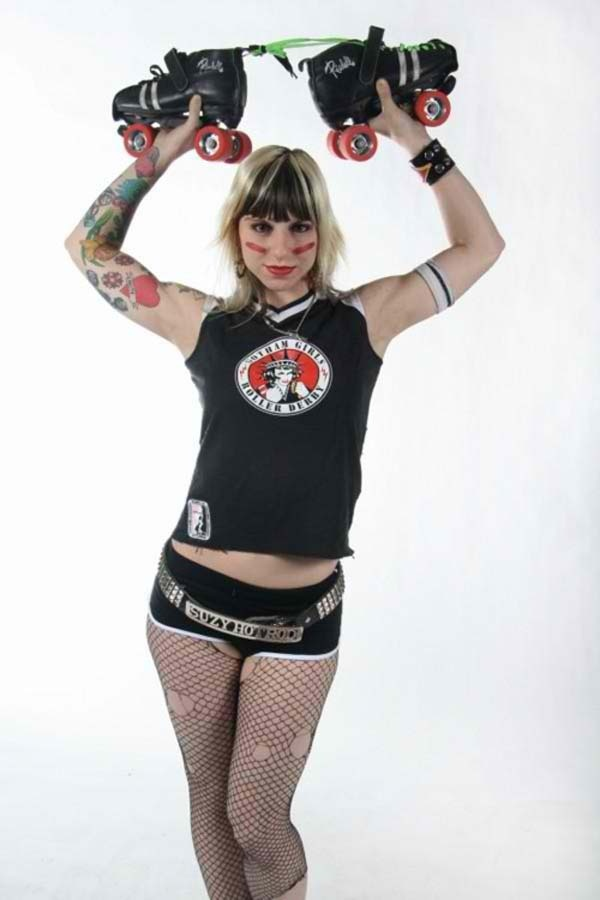 Suzi Hotrod - Gotham Girls Roller Derby