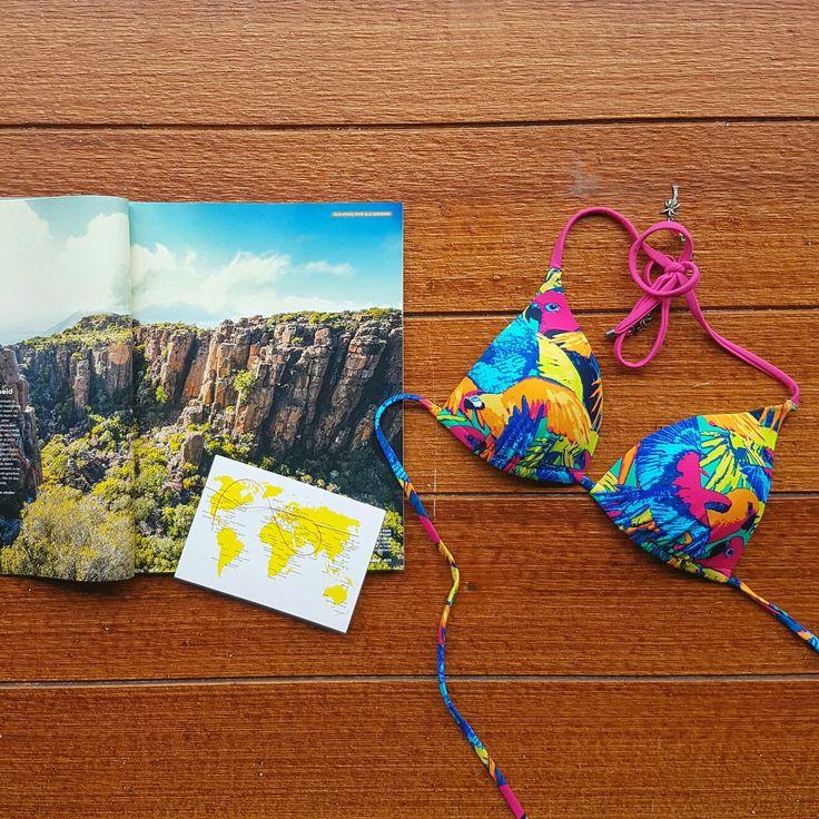 Borduur je eigen route / Kaart / Wereldkaart / Wanderlust / Travel accessoires / Cadeau / Reiziger / Avonturier / Wat geef je mee / Dit geef je mee!