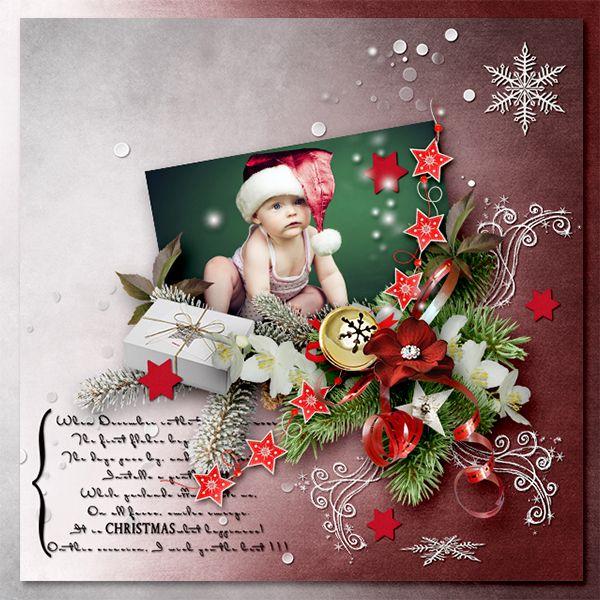 *Christmas Time* by Tif Scrap http://digital-crea.fr/shop/index.php…