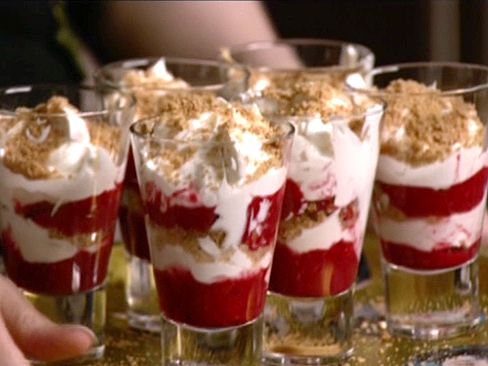 Raspberry and Oatmeal Swirls Recipe : Nigella Lawson : Food Network - FoodNetwork.com