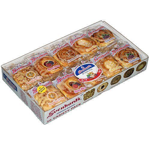 3 pound, 12 ounce package Ideal for: Foodservice, Office use, Social functions, Motel/hotel, School lunches or Church functions Individually wrapped Ingredients: enriched flour ble