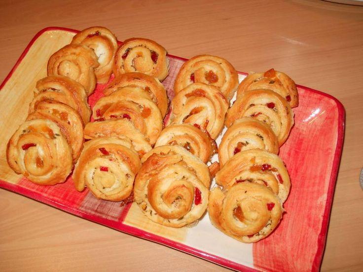 Verrukkelijke Borrelhapjes Met Croissantdeeg recept | Smulweb.nl