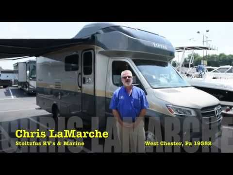 2020 Tiffin Motorhomes Wayfarer 25rw Mercedes Benz Sprinter Youtube