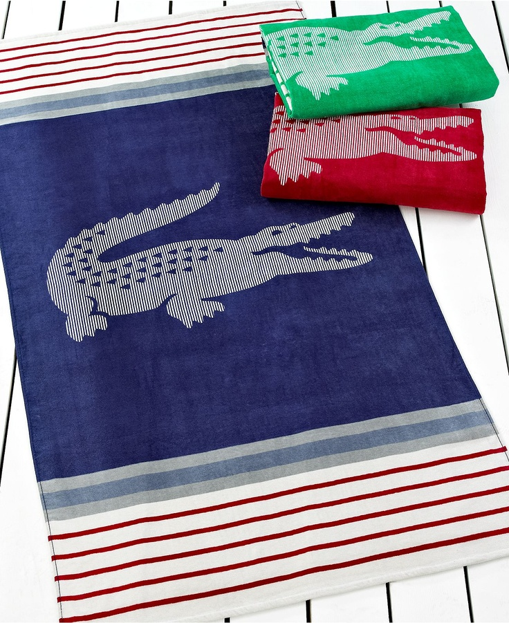 Lacoste Towels Clearance: 67 Best Images About Lacoste On Pinterest