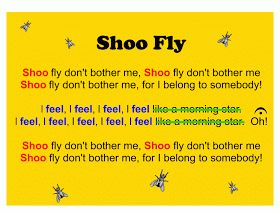 ♫ We ❤ Music @ HSES! ♫: Shoo Fly, Fermatas, and Form!