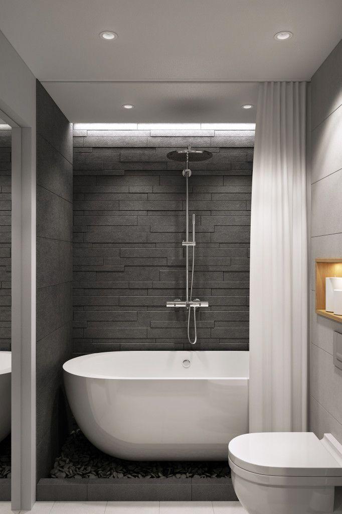 INTERIOR | 작은 공간에 퍼팩트한 원룸 아파트 인테리어 :: 더하우스