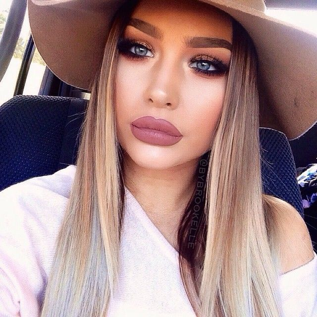 Pretty Girl Makeup: 56 Best Images About Makeup For Blondes On Pinterest