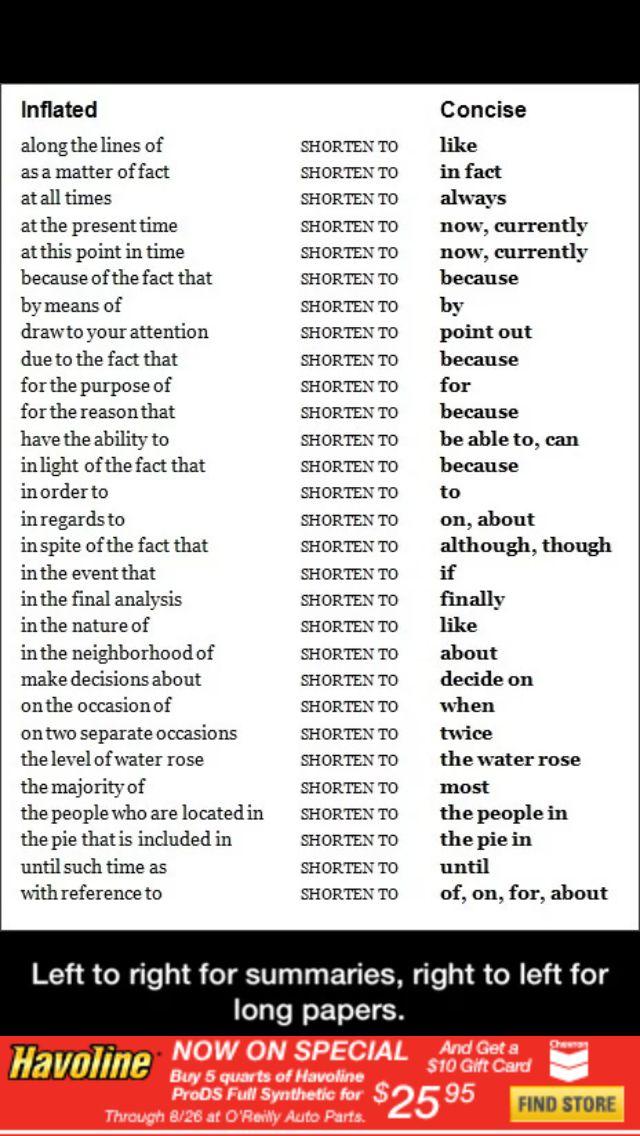 good ending lines essays