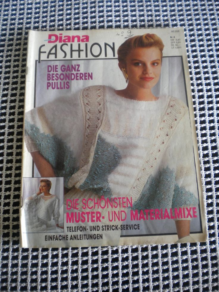 Catalogue DIANA Fashion : Matériel Tricot par l-atelier-de-nanie-tricot