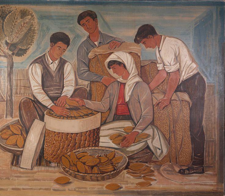 Ο Τάσσος (πραγματικό όνομα Αναστάσιος Αλεβίζος: Λευκοχώρα Μεσσηνίας, 1914 – Αθήνα, 13 Οκτωβρίου 1985) ήταν διακεκριμένος έλληνας χαράκτης.