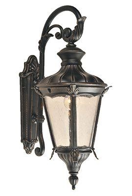 Уличный настенный светильник Милан G2322