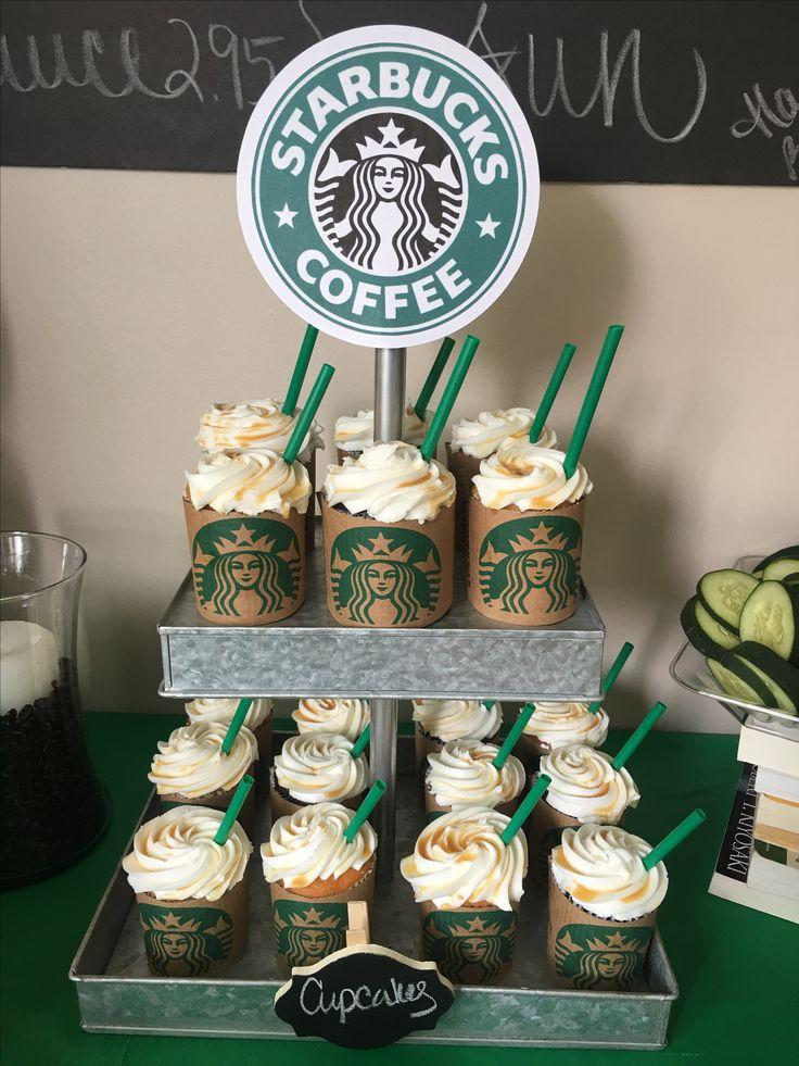 Starbucks Party Starbucks birthday party, Starbucks