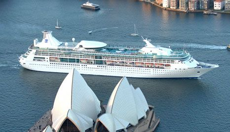 Our Deal - South Pacific voyage with cruise, flights