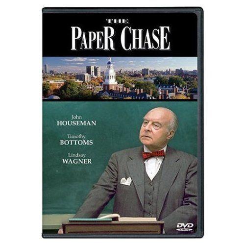 11 best The Paper Chase images on Pinterest Tv series, John - presumed innocent 1990