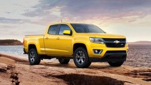 2015 Chevrolet Colorado z71 mpg