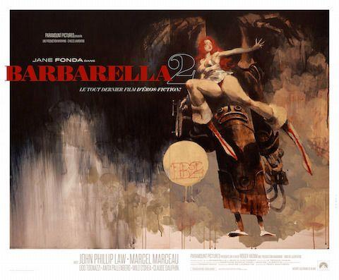 Ashley Wood, Barbarella 2